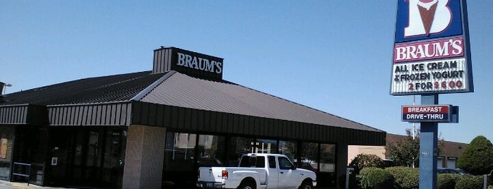 Braum's Ice Cream & Dairy Store is one of Dallas.