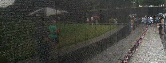 อนุสาวรีย์ทหารผ่านศึกเวียดนาม is one of Washington, DC.