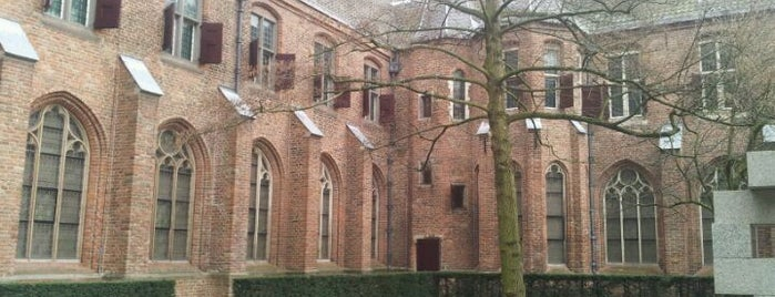 Museum Catharijneconvent is one of Amsterdam & Belgium.