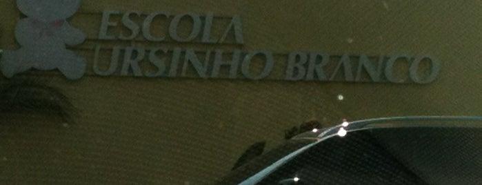 Ursinho Branco is one of Lieux qui ont plu à Menossi,.
