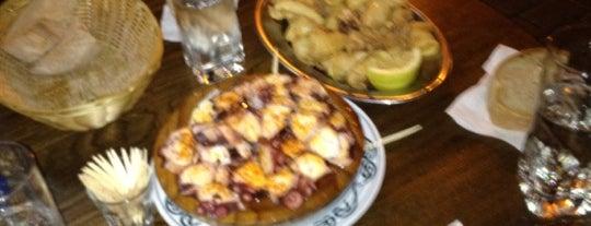 Casa Villaronta is one of Donde sí comer.