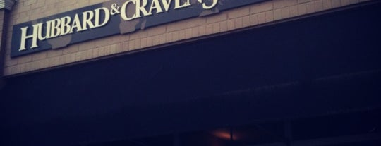 Hubbard & Cravens Coffee and Tea is one of Locais curtidos por David.