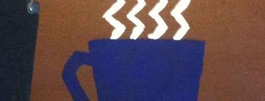 America's Best Coffee is one of Orte, die Angela gefallen.