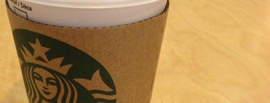 Starbucks is one of สถานที่ที่ Serif ถูกใจ.