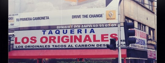 Los Originales is one of Tacos!.