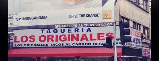 Los Originales is one of Polank.
