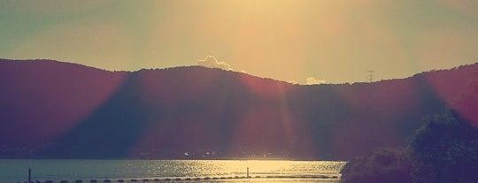 余呉湖 is one of アウトドア&景観スポット.