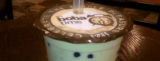 It's Boba Time is one of LA Favorites.