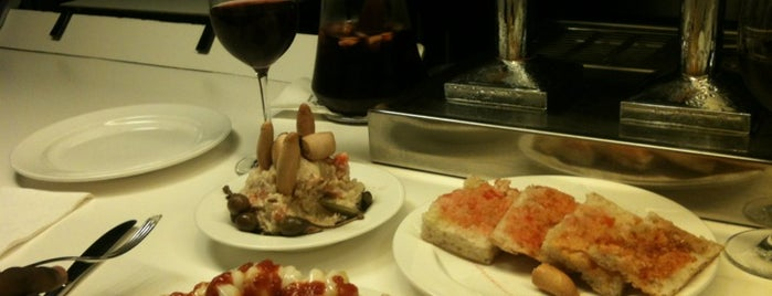 Tapeo is one of Restaurants BCN.