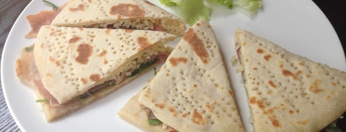 Piadina is one of HK - Resto to Try (HK Island).