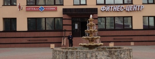 ТК «Эврика» is one of Volosatik : понравившиеся места.