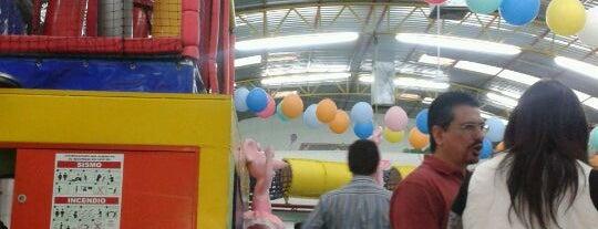 Marynolo, Salón De Fiestas Infantiles is one of Miguel Angel 님이 저장한 장소.