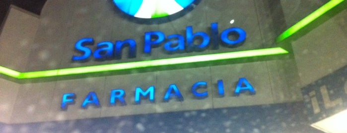 Farmacia San Pablo is one of Locais curtidos por Ana Luisa.