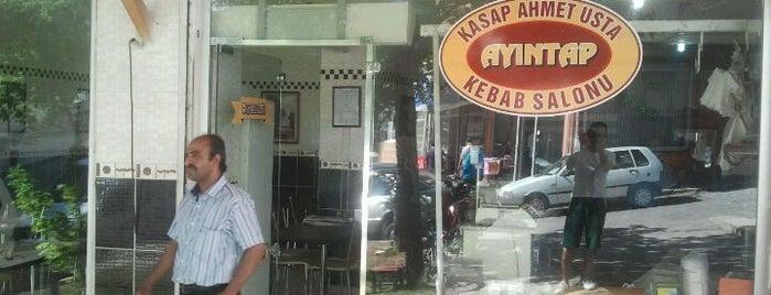 Ayıntap Kasabı is one of Yeme-İçme (Türkiye).