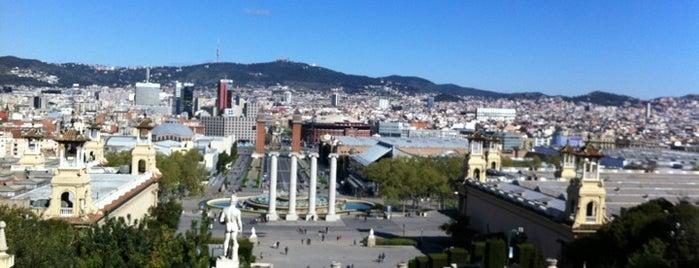 Museu Nacional d'Art de Catalunya (MNAC) is one of 101 llocs a veure a Barcelona abans de morir.