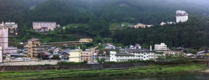 Gero Onsen is one of 昔 行った.