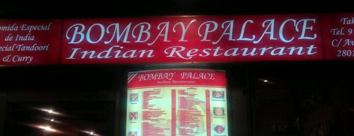 Bombay Palace is one of 101 sitios que ver en Madrid antes de morir.