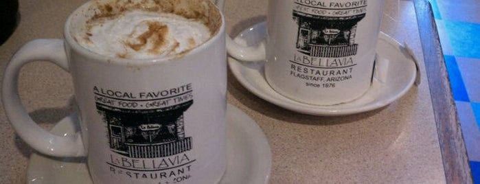 Brandy's Cafe is one of Flavors of Flagstaff.