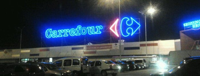 Carrefour is one of Lugares favoritos de Alvaro.