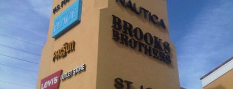 Orlando International Premium Outlets is one of SoFla.