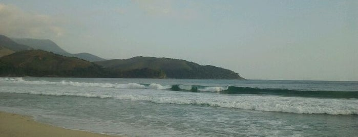 Praia de Maresias is one of Praias.