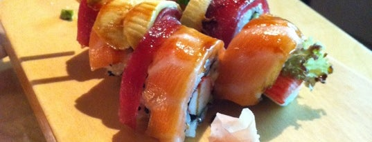 Matsuri Sushi Bar is one of Barcelona.