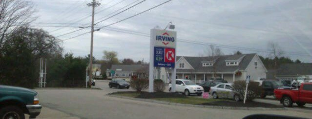 Irving Oil is one of Lugares favoritos de Chrissy.