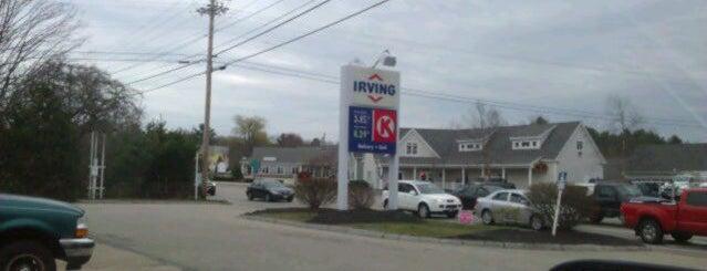 Irving Oil is one of Tempat yang Disukai Chrissy.