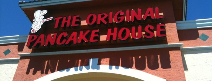 The Original Pancake House Delray is one of Ft Lauderdale to Stuart FL.