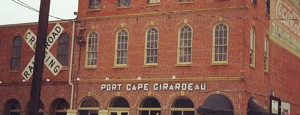 Port Cape Girardeau is one of Southeast Missouri BBQ Trail.