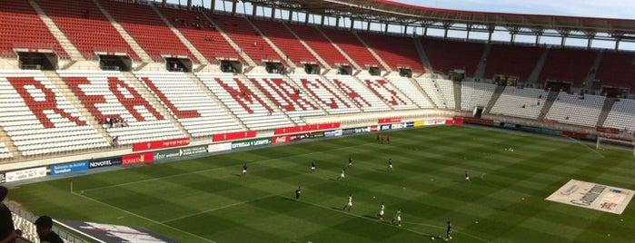 Estadio Nueva Condomina is one of スペイン.