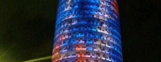 Torre Agbar is one of BCN musts!.