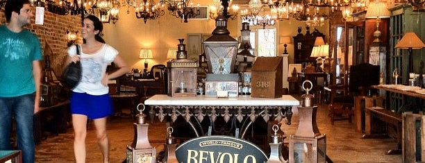 Bevolo Gas & Electric Lights is one of New Orleans.