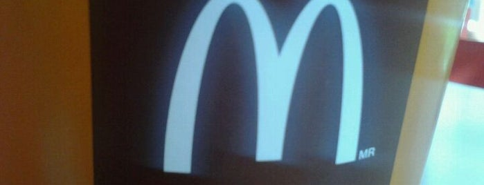 McDonald's is one of Paco 님이 좋아한 장소.