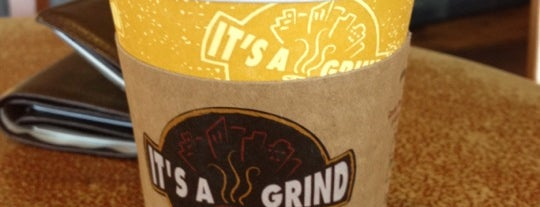 It's A Grind Coffee House is one of California.
