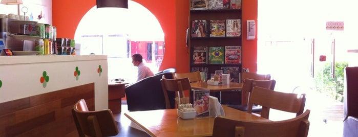 Patuá Café e Comidinhas is one of Lugares guardados de Isabelle.