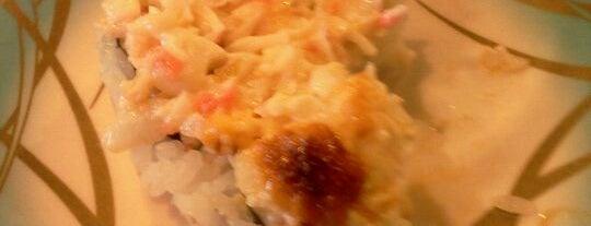 Teharu Sushi is one of Best Sushi.