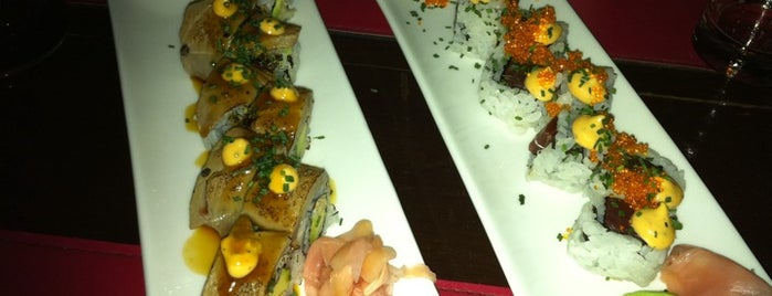 Sushipoint Ibiza is one of Locais curtidos por Anastasia.