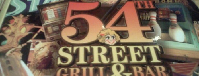 54th Street Grill & Bar is one of Best Restaurants in STL and Metro East.