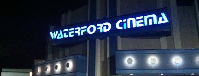 MJR Waterford Digital Cinema 16 is one of Cindy'in Beğendiği Mekanlar.