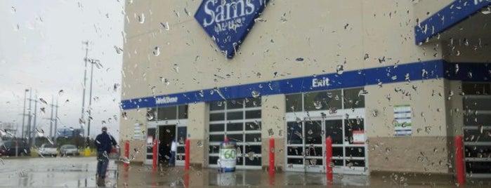Sam's Club is one of Orte, die Jim gefallen.