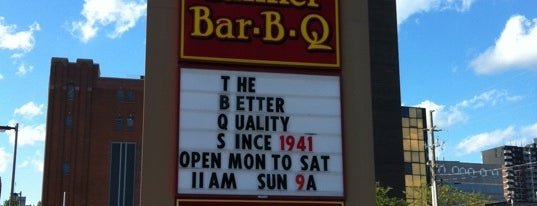 Tunnel Bar-B-Q is one of You Gotta Eat Here!.