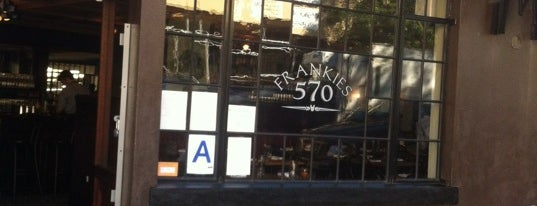 Frankies Spuntino 570 is one of NY to do.