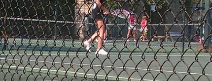 Tower Grove Park Tennis Center is one of Orte, die Micheal gefallen.