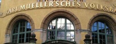 Müller'sches Volksbad is one of Munich And More.