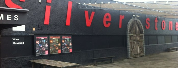 Silverstone Partycenter is one of Amsterdam Des 2016.