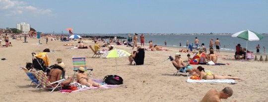 Brighton Beach is one of I love Brooklyn.