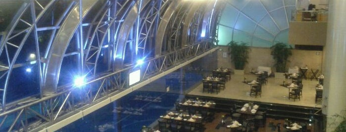 Delfines Hotel & Casino is one of Posti che sono piaciuti a Hellen.