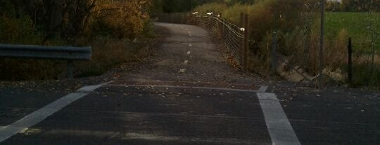 Riverbottom Trail @ 1100 East is one of Lieux qui ont plu à Veronika.