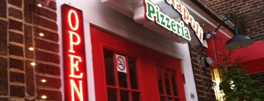 Bella Napoli Pizzeria is one of Nashville's Best Pizza - 2012.